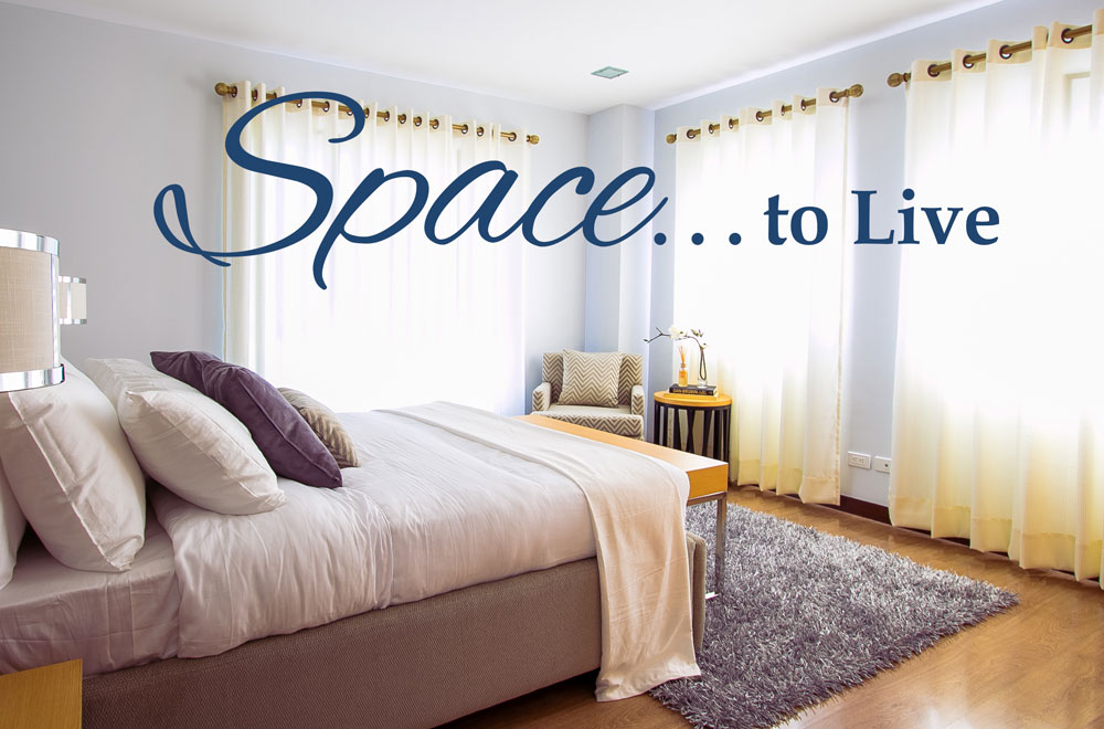 Storage Units for Space to Live